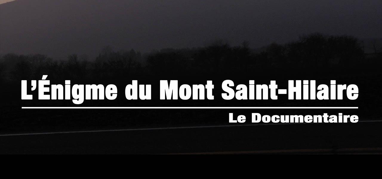 L'Énigme du Mont Saint-Hilaire